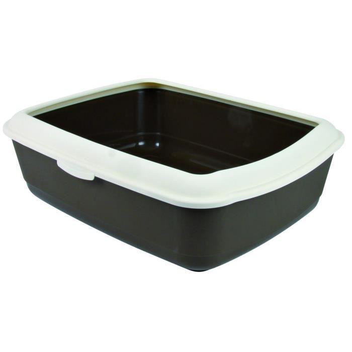 trixie bac liti re classic avec rebord pour chat achat vente bac liti re bac liti re. Black Bedroom Furniture Sets. Home Design Ideas