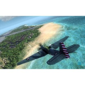 Air Conflicts Pacific Carriers Jeu PS4