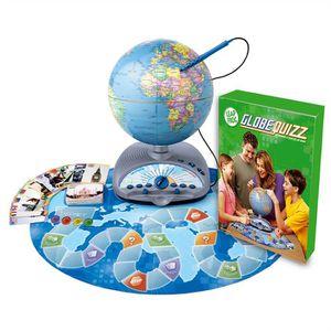JEU SOCIÉTÉ - PLATEAU Leapfrog Globe Quizz