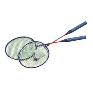 RAQUETTE DE BADMINTON Raquettes Badminton En Métal