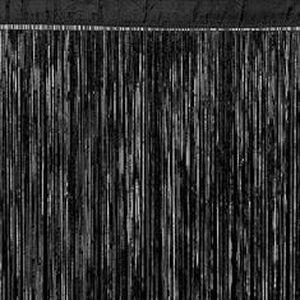 rideau fil noir achat vente rideau cdiscount. Black Bedroom Furniture Sets. Home Design Ideas