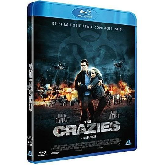 blu ray the crazies en dvd film pas cher cdiscount. Black Bedroom Furniture Sets. Home Design Ideas