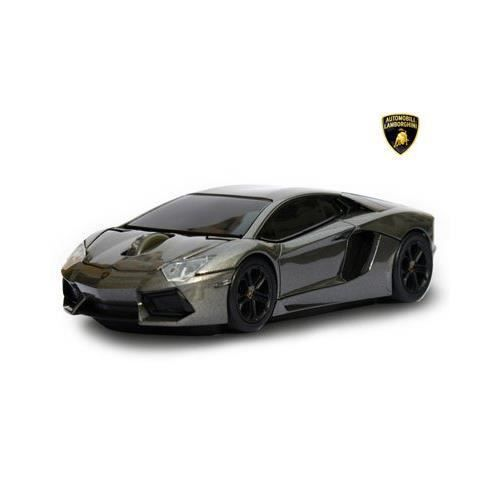 souris sans fil voiture lamborghini aventador gris achat vente souris souris sans fil. Black Bedroom Furniture Sets. Home Design Ideas