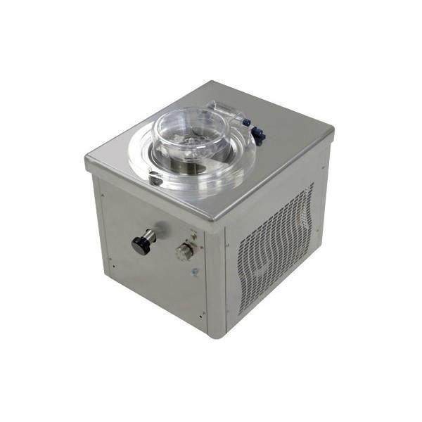 Machine glaces professionnelle 100 acier inox - Turbine a glace professionnel ...