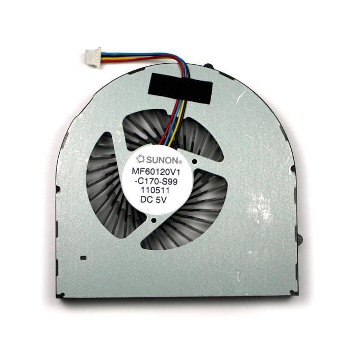 acer aspire 5560g sb485 ventilateur pour ordinateurs portables prix pas cher cdiscount. Black Bedroom Furniture Sets. Home Design Ideas