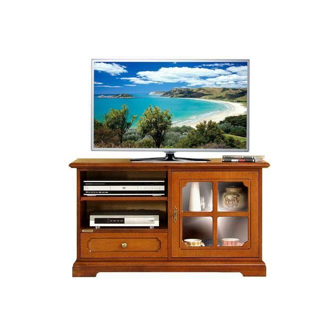 meuble tv de style 1 porte 1 tiroir achat vente meuble tv meuble tv 1 porte 1 tiroir cdiscount. Black Bedroom Furniture Sets. Home Design Ideas