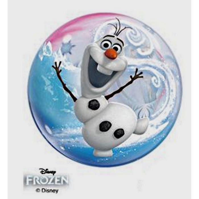 Ballon de plage olaf reine des neiges frozen 23 cm achat - Olafe la reine des neiges ...