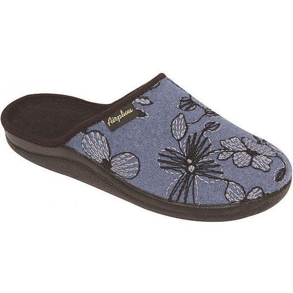 mules femme well bleu bleu achat vente chausson pantoufle cdiscount. Black Bedroom Furniture Sets. Home Design Ideas