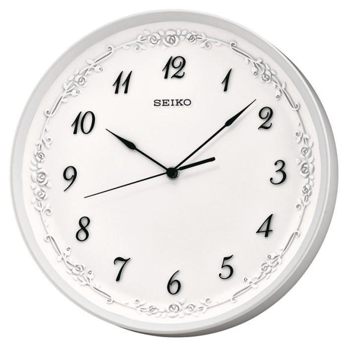 Pendule murale seiko achat vente horloge cdiscount - Achat pendule murale ...