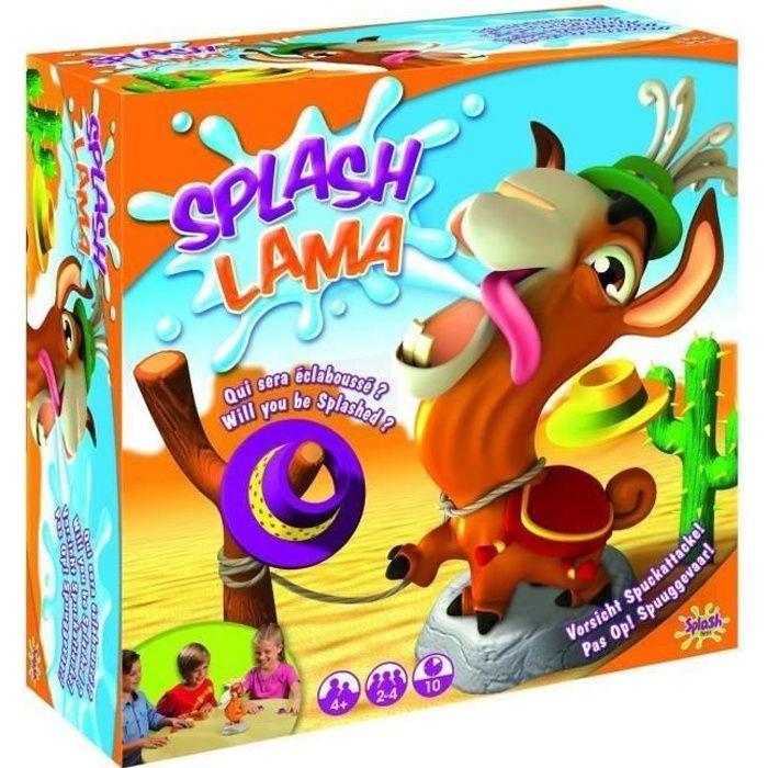 Splash Lama  Splash Toys  Tests en vidéo sur Démo Jouets