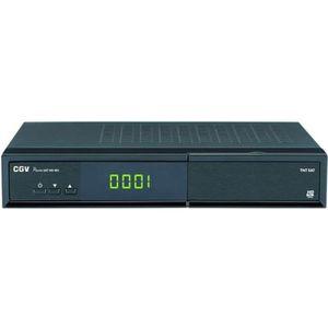 CGV PREMIO SAT HDW 5 Terminal de réception TNT gratuite par satellite