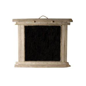 miroir bois flotte achat vente miroir bois flotte pas cher cdiscount. Black Bedroom Furniture Sets. Home Design Ideas