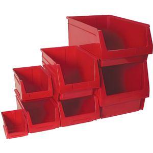 bac plastique empilable achat vente bac plastique empilable pas cher les soldes sur. Black Bedroom Furniture Sets. Home Design Ideas