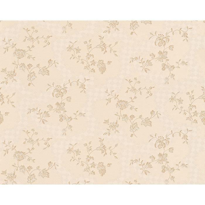 Papier peint chateau 4 10 05 m x 0 53 m beige achat - Achat papier peint ...
