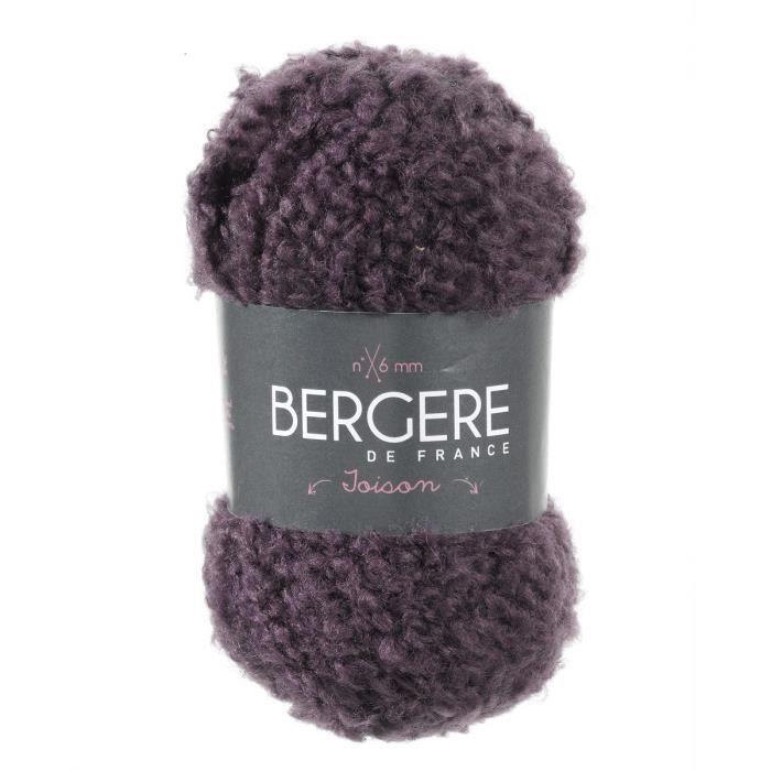 bergere de france toison mure fil tricoter achat vente laine tricot pelote bdf toison. Black Bedroom Furniture Sets. Home Design Ideas