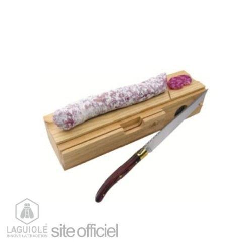 Bloc pour saucisson avec couteau achat vente planche a d couper bloc pour saucisson avec co - Planche a decouper saucisson ...