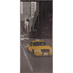 morel rid port e210 new york taxi jaun90x200 achat vente rideau de porte morel rid port e210