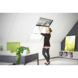 moustiquaire fenetre de toit achat vente moustiquaire fenetre de toit pas cher cdiscount. Black Bedroom Furniture Sets. Home Design Ideas