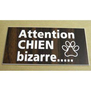 plaque attention au chien achat vente plaque attention au chien prix mini cdiscount. Black Bedroom Furniture Sets. Home Design Ideas