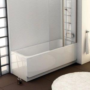 Paroi de douche 150 cm achat vente paroi de douche 150 cm pas cher cdis - Baignoire 150x70 pas cher ...