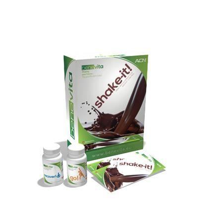 PACK MINCEUR CHOCO - BENEVITA - Achat / Vente complément ...