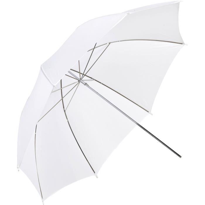 photo numerique accessoires reflex parapluie de studio blanc t f  auc