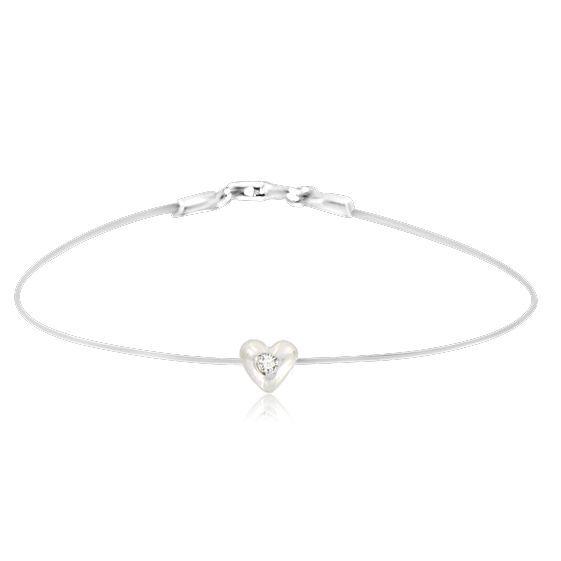 RÊve De Diamants Bracelet Argent 925 Et Argenté Achat
