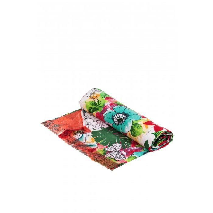 Par o jungle desigual achat vente serviettes de - Linge de maison desigual ...