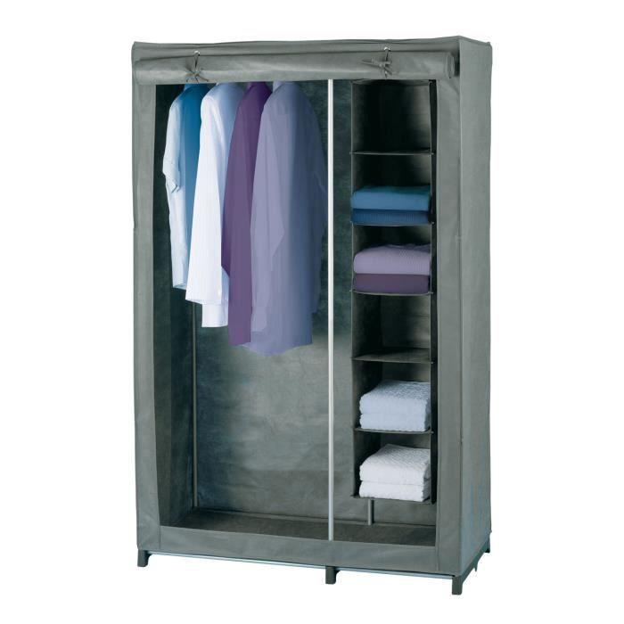 armoire penderie libert avec trieuse de linge achat vente armoire de chambre armoire. Black Bedroom Furniture Sets. Home Design Ideas