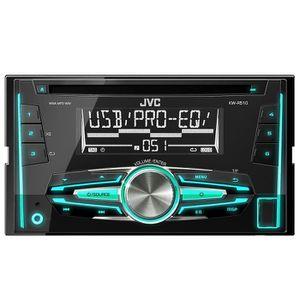 JVC KW-R510E Autoradio 2Din - CD / USB / Aux