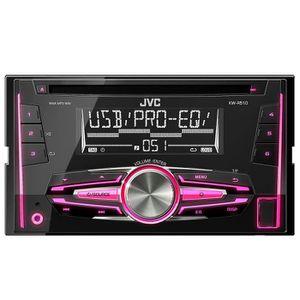 JVC KW-R510E Autoradio 2Din - CD / USB / Au
