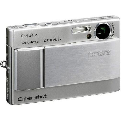 sony dsc t10 silver achat vente appareil photo compact les soldes sur cdiscount cdiscount. Black Bedroom Furniture Sets. Home Design Ideas
