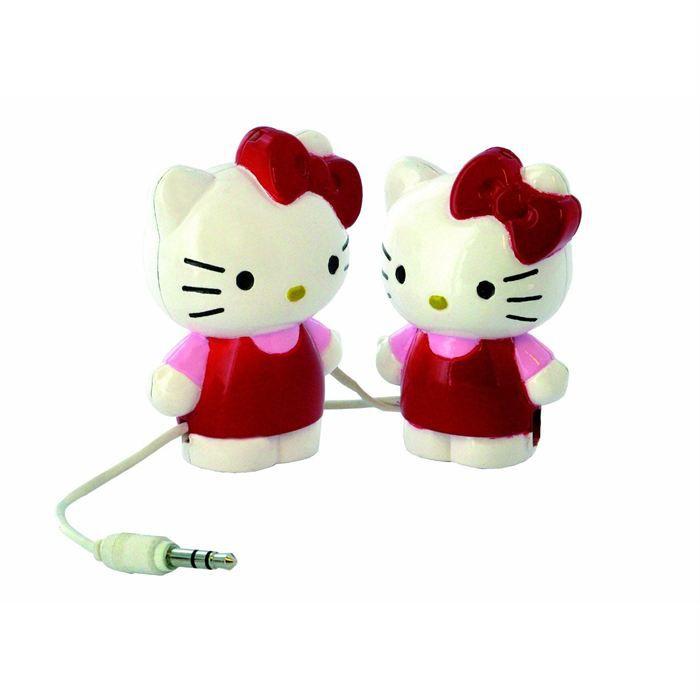 ACCESSOIRE DE JEU Hauts Parleurs - Hello Kitty