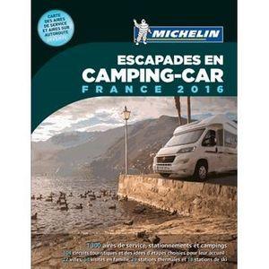 GUIDES DE FRANCE Escapades en Camping-car France