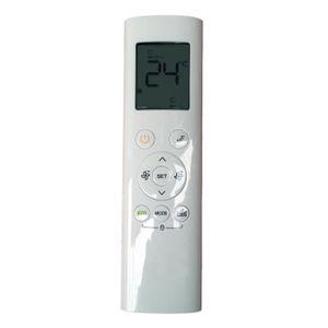 Telecommande climatiseur midea