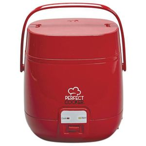 COCOTTE MINUTE AUTOCUISEUR PERFECT COOKER ROUGE