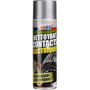 Nettoyant contact electriques achat vente lubrifiant moteur nettoyant contact electriques - Nettoyant contact electrique ...