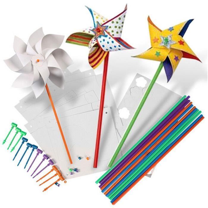 Numeis puzzle classique enfant coloration jouet dessin color moulin a vent - Vente privee de bricolage ...