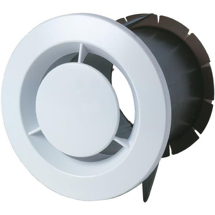 bouche extraction dmo sanitaire diam 80 mm achat vente vmc accessoires vmc bouche. Black Bedroom Furniture Sets. Home Design Ideas