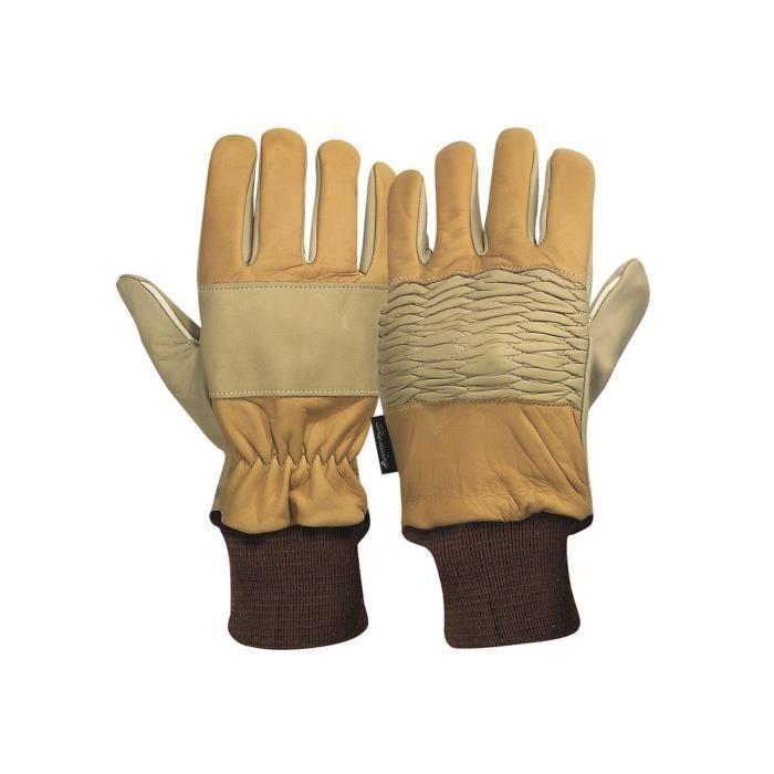 Gants de protection bucheron taille 10 achat vente - Gant jardinage enfant ...