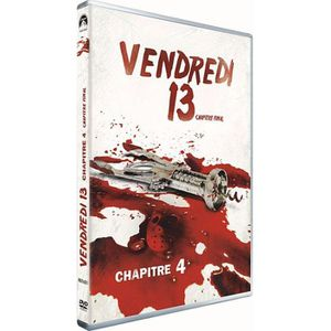 DVD FILM DVD Vendredi 13 - Chapître 4 - Chapître final