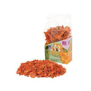 ESVE Chips carotte pour petits animaux 130g