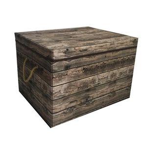 boite bois avec couvercle achat vente boite bois avec. Black Bedroom Furniture Sets. Home Design Ideas