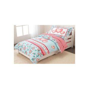 lit enfant coeur achat vente lit enfant coeur pas cher cdiscount. Black Bedroom Furniture Sets. Home Design Ideas