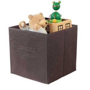 Panier de rangement 27 cm achat vente panier de rangement 27 cm pas cher - Panier pour meuble cube ...