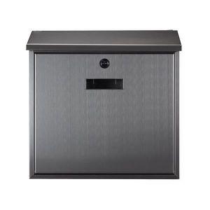 boite a lettre en inox achat vente boite a lettre en. Black Bedroom Furniture Sets. Home Design Ideas