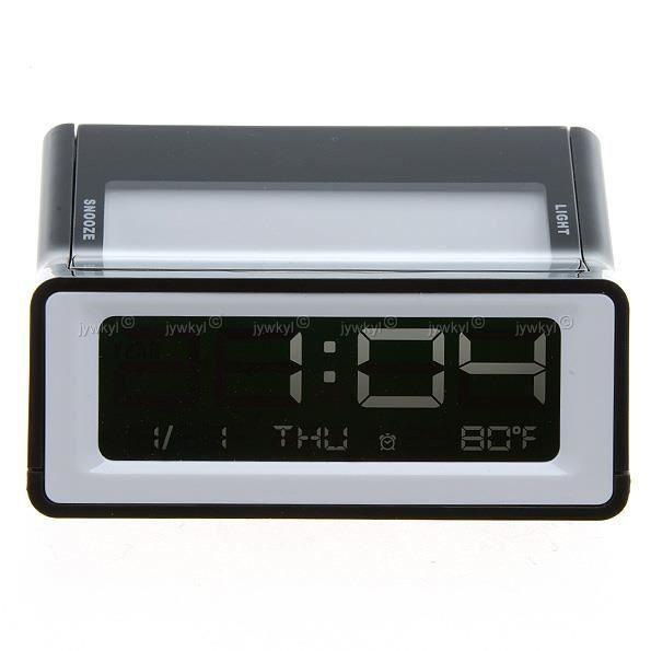 Horloge digital de bureau chevet avec affichage achat for Bureau digital