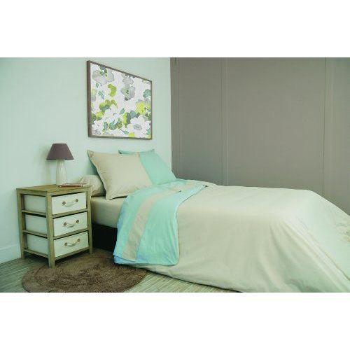 la maison nature dhc200pi parure housse de achat vente parure de couette cdiscount. Black Bedroom Furniture Sets. Home Design Ideas