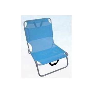 Chaise longue de jardin brico