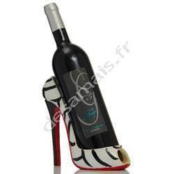 Porte bouteille chaussure jungle achat vente porte bouteille porte boutei - Porte bouteille alcool ...